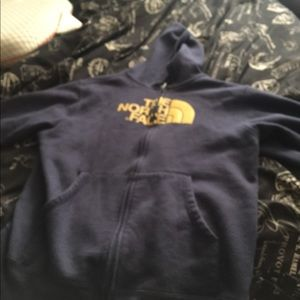 North face hoodie boys